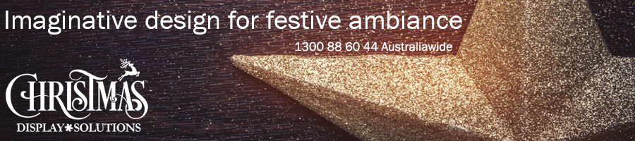 Christmas Display Solutions - Imaginative design for festive ambiance